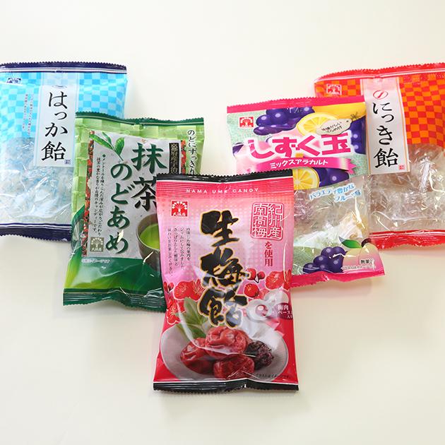 飴・キャンディーのOEM商品
